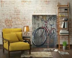 popular red bicycle decoration 3d