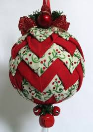 Quilted Keepsake Ornaments Christmas Bell by QuiltedKpskOrnaments ... & Quilted Keepsake Ornaments Christmas Bell by QuiltedKpskOrnaments Adamdwight.com