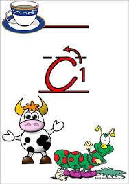 Manuscript Letter Formation Chart Kindergarten Handwriting Letter Formation Charts D