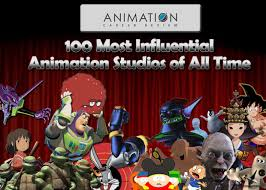 Animation Studios Top 100 Most Influential Animation Studios Of All Time
