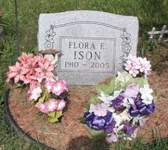 Flora Ellen Burchett Ison (1910-2005) - Find A Grave Memorial