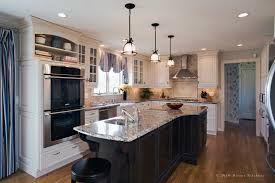 oven in island. Gorgeous Kitchen Dinette Sets In Traditional With Oven Island