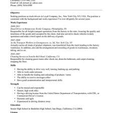 Tow Truck Driver Resume Sample Impressive Templates Canada Template