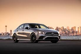 The first generation (w168) was introduced in 1997, the second generation model (w169). Cheap Thrills 2019 Mercedes Benz A Class To Cost 33 495