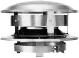 stove pipe cap. new selkirk 206800 sure temp 6\ stove pipe cap