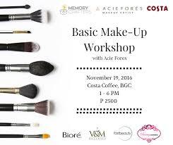 basic make up work 3