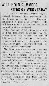 Summers-Maurice-Obit - Newspapers.com