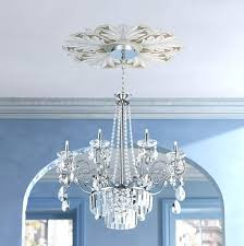chandeliers chandelier ceiling medallion repositionable ceiling medallions for the home ceiling medallion chandelier molding