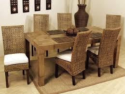 wicker dining room chairs brilliant indoor wicker dining room chairs
