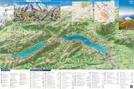 interlaken tourist map