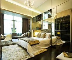 Bedroom Interior Design Mesmerizing New Bungalow Villa Interior Design Singapore Modern Contemporary