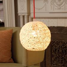 free tutorial with pictures on how to make a hanging light in under 60
