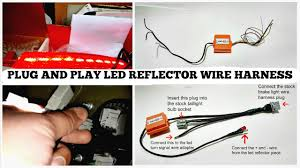 2013 2014 2015 2016 honda accord plug and play led reflector wire 2013 2014 2015 2016 honda accord plug and play led reflector wire harness adapter