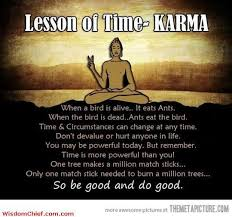 Funny Quotes About Life Lessons Karma Lesson Delivered To Us Very Simple Funny Quotes About Life Lessons