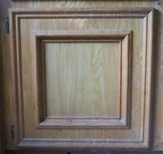 Cabin Remodeling Molding To Flat Cabinet Doors Door Kitchen
