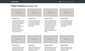 Portfolio Website Templates Stunning Free Bootstrap Portfolio Themes Templates Start Bootstrap