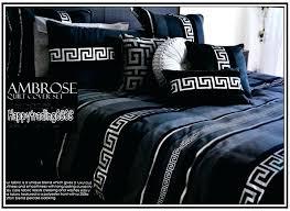 hotel collection greek key comforter bedding sets garage door opener sheets down