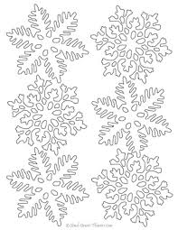 Small Picture snowflake coloring pages page Printables and labels Pinterest
