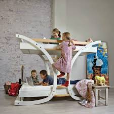 cool loft beds for kids. Interesting Cool Loft Bed In The Industrial Style Nursery  100 Cool Bunk  Beds For Children  Intended Cool Beds For Kids Y