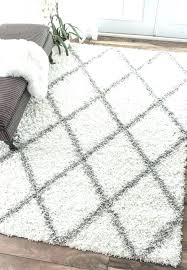 white round area rug black and white round area rug area rugs large rugs furry white