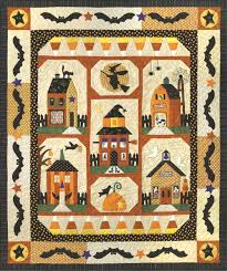 QBOT Quilting - Quilt Kits - Traditional Styles & Sew Spooky Adamdwight.com