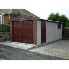 hanson garage doorHanson Concrete Garages  Sheds  North East  GCS Newcastle