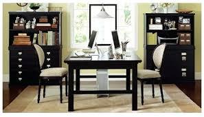 Home Office Double Desk Green By Via Furniture Desks