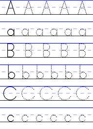abc tracing printouts | Posted by Courtney D. Wright at 10:00 AM ...