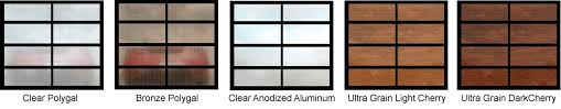 aluminum glass avante collection