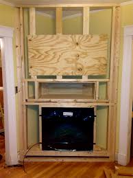 how to build an electric fireplace surround photo 1