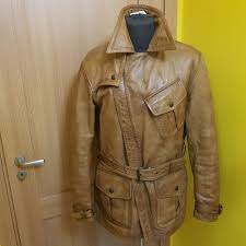 belstaff the aviator leather jacket