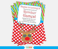 Reindeer games in a warm summer sun? (it's freezing in here).