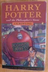 image for harry potter and the philosopher s stone book 1