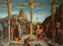 andrea mantegna the crucifiction from the predella of st zenon altarpiece able