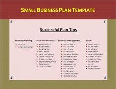 business plan template sample sample one page business plan template business plans pinterest