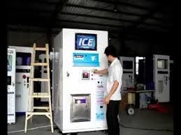 Ice Vending Machines For Sale Unique Ice Vending Machine YouTube