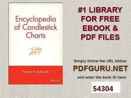 Encyclopedia Of Charts Encyclopedia Of Candlestick Charts Youtube