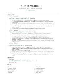 557 insurance verification job vacancies on jobsora. Insurance Verification Specialist Resume Examples And Tips Zippia