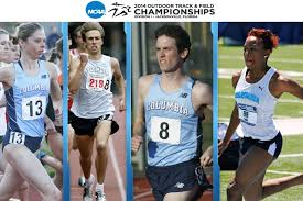 track field sends 14 to ncaa east regional chionships
