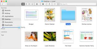Mac Finder Get To Know The Finder On Your Mac Apple Support