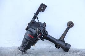 Toyota 4Runner 03-09 4x4 V6 6 Cyl Front Differential Carrier ...