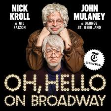 Oh, Hello on Broadway (2016) subtitulada