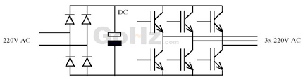 convert single phase to three phase power supply gohz com single phase 220v to three phase 220v diagram
