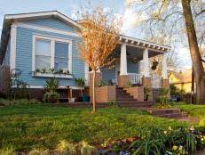 8 budget curb appeal projects