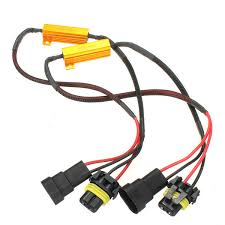 wiring led resistor reviews online shopping wiring led resistor 2pcs excellent quality h11 50w car led turn singal load resistor canbus error for bmw for audi wiring canceller decoder