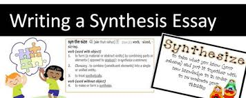 engcafe synthesis essay definition of synthesis jpg