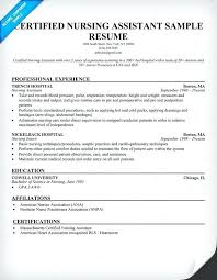 Free Resume Templates For Certified Nursing Assistant Best of Cna Resume Templates Free Foodcityme