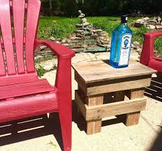 pallet furniture pinterest. Pallet Designs Little Backyard Table Made From Reclaimed Pallets Original Design Furniture Ideas Pinterest
