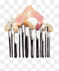 makeup brush cartoon makeup brush brush watercolor png image makeup brush png