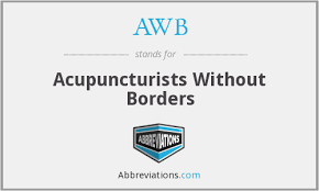 Image result for acupuncture without borders logo